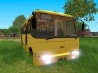 Автобус Hyundai «Богдан» А092 для GTA San Andreas вид слева