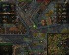 Поваленные деревья и разрушенные объекты на мини карте для World of Tanks вид слева