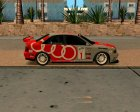 Audi S4 B5 2002 Champion Racing for GTA San Andreas top view