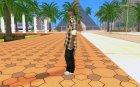 Качественный скин на замену sfr3 for GTA San Andreas left view