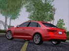 Audi A4 TFSI Quattro 2017 for GTA San Andreas inside view