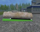 Опрыскиватель for Farming Simulator 2015 left view