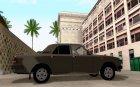 ГАЗ Волга 3110 для GTA San Andreas вид сверху