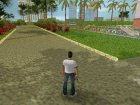 Новые текстуры для особняка v2.0 for GTA Vice City inside view