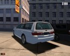 Nissan Stagea WC34 для Mafia: The City of Lost Heaven вид сверху