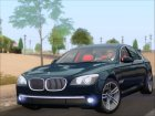 BMW 7 Series F02 2012 for GTA San Andreas