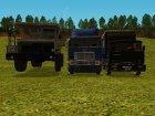 Пак грузовиков