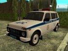 Lada 4x4 21310-59 Urban 2016 Полиция