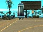 Грузовой Вагон из Subway Surfers для GTA San Andreas вид сзади слева