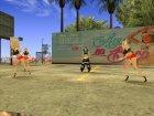 Show MC Tati Zaqui for GTA San Andreas top view