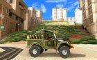 ГАЗ 69 Триал for GTA San Andreas inside view