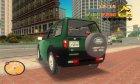 Land Rover Freelander для GTA 3 вид сзади слева