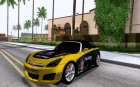 Saturn Sky Red Line 2007 v1.0 for GTA San Andreas right view
