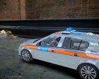Vauxhall Astra 2005 Police Britax for GTA 4 inside view