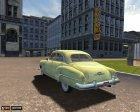 Chevrolet Deluxe '52 для Mafia: The City of Lost Heaven вид сверху