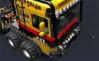DAF Crawler for Euro Truck Simulator 2 rear-left view