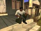 GUNS для GTA San Andreas вид сзади