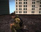 Боец Русской Православной Армии for GTA San Andreas back view