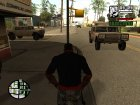 Современная армия v2.0 для GTA San Andreas вид сверху