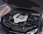 2014 Mercedes-Benz C63 AMG W204 1.0 для GTA 5 вид сбоку
