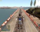 [SAMP-RP] Дальнобойщик для GTA San Andreas вид справа