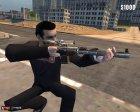 """Снайперская винтовка ВСС """"Винторез"""" for Mafia: The City of Lost Heaven rear-left view"""