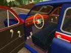 ГАЗ 12 ЗиМ Советская милиция для GTA San Andreas вид изнутри