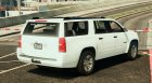 Unmarked Police Suburban 0.01 for GTA 5 top view