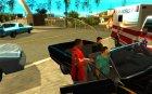 Бригада VERSION 2.0 для GTA San Andreas вид сбоку