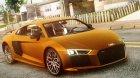 Audi R8 V10 2017 для GTA San Andreas вид сверху