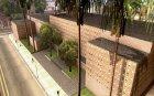 Новые текстуры All Saints General Hospital for GTA San Andreas left view
