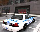 """NYPD-ESU K9"" 2010 Ford Crown Victoria Police Interceptor для GTA 4 вид сверху"