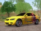 BMW M3 E92 2008 Rias Gremory Itasha (HQ) for GTA San Andreas