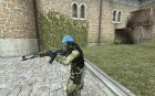 DarkElfa's-Omega's UNPeacekeeper for Counter-Strike Source top view