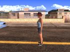 Female Cop GTA Online for GTA San Andreas inside view