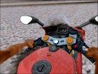 2016 Ducati 1299 Panigale S для GTA San Andreas вид изнутри