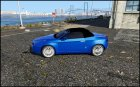 Alfa Romeo Spider 939 (Brera) 1.0 for GTA 5 left view