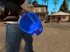 Синяя кружка for GTA San Andreas