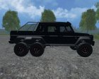 Mercedes-Benz G65 AMG 6X6 for Farming Simulator 2015 side view