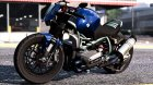 BMW R 1100R Street Fighter 2.0 for GTA 5 rear-left view