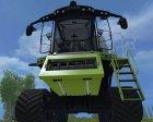 Claas Lexion 770 TT для Farming Simulator 2015