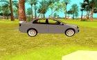 Volkswagen Bora GLI 2010 для GTA San Andreas вид слева