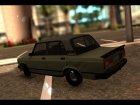 Ваз 2107 Боевая for GTA San Andreas rear-left view