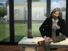 Pose Player Talking Animation 20 Set для Sims 4 вид слева