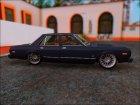 Dodge Aspen Custom для GTA San Andreas вид слева