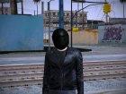 Biker Helmet Heists DLC GTA V Online for GTA San Andreas right view