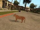 Leopard for GTA San Andreas left view