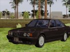 BMW 535i (E34) for GTA San Andreas top view
