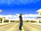 Грабитель for GTA San Andreas rear-left view