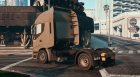 Iveco Stralis HI-WAY for GTA 5 left view